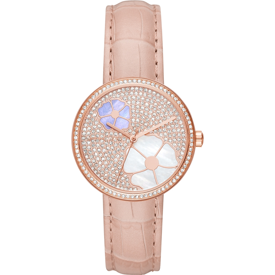 4a4e52811d11 Pink Leather MK2718 Michael Kors Watch