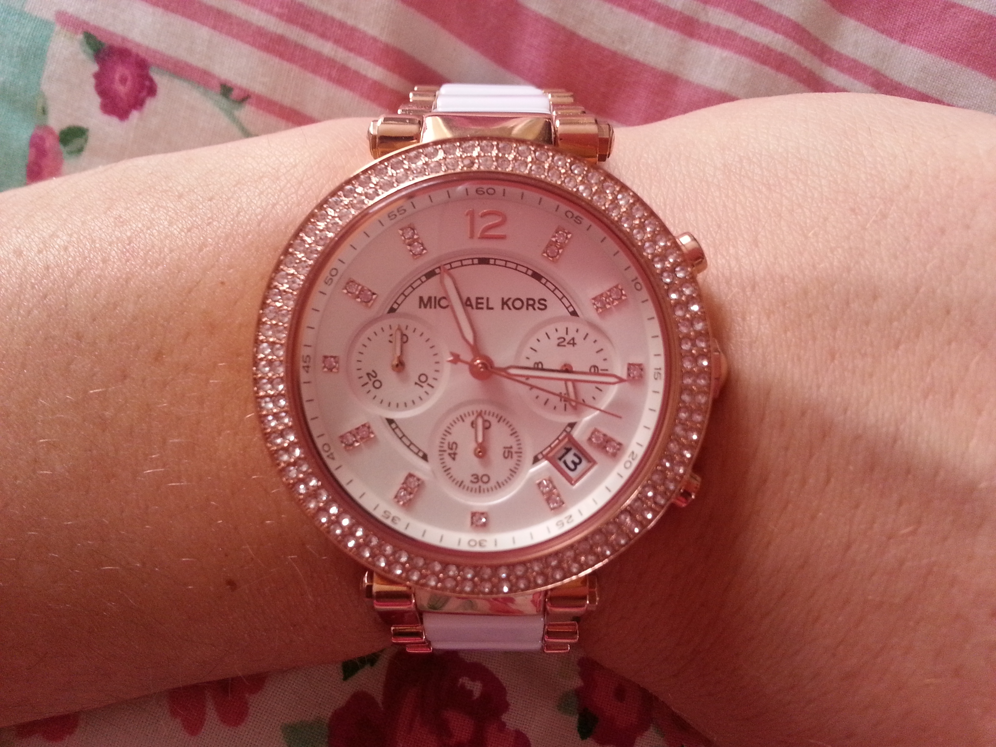 f6075c97c5d5 Review Image. Really pleased with the michael kors watch ...