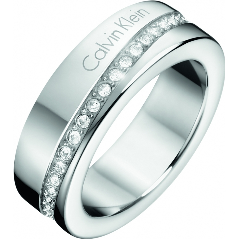 Calvin Klein KJ06MR040206 Ladies Hook Ring