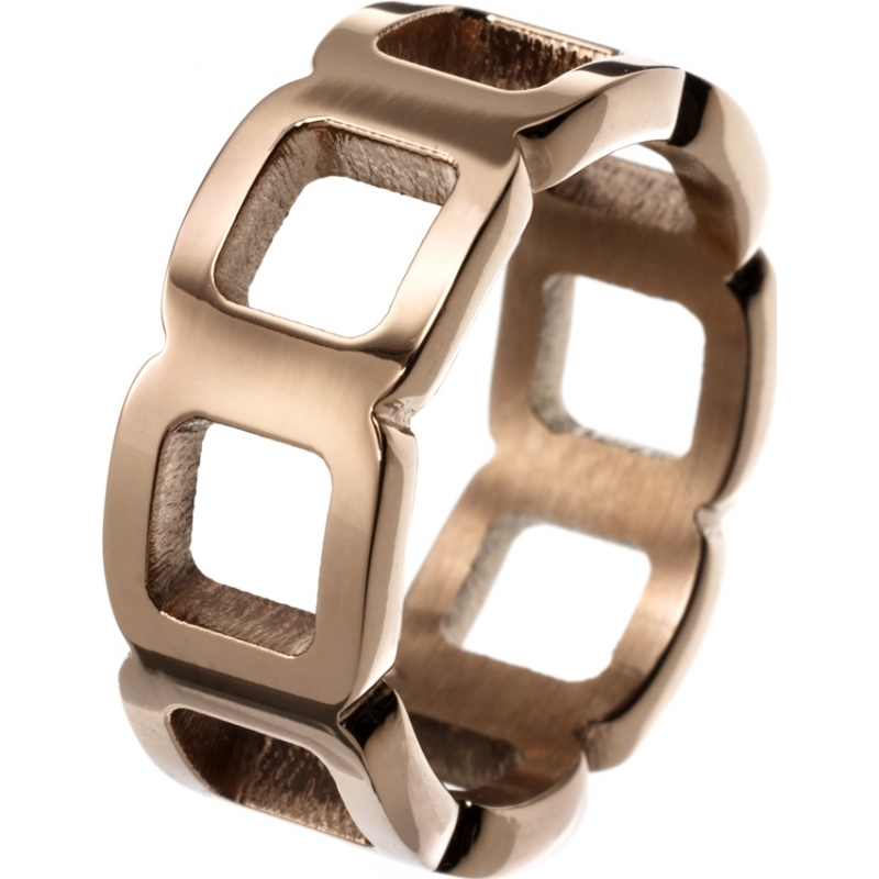 Edblad 83165 Damen haben Roségold vergoldet Ring - Größe n (n)