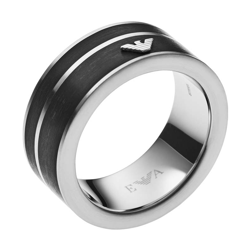 Emporio Armani Egs2032040 512 Mens Ring