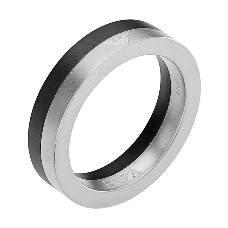 EGS213004010 Architectural Emporio Armani Mens Ring Watches2U