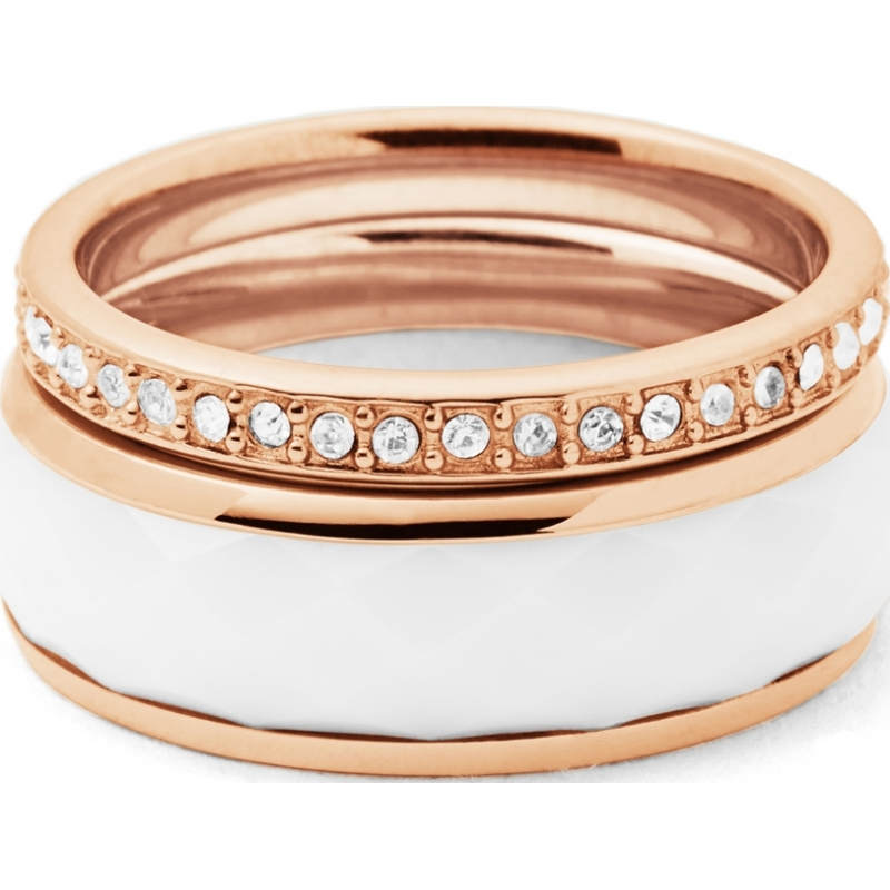 Fossil JF01123791-5.5 Ladies Ring