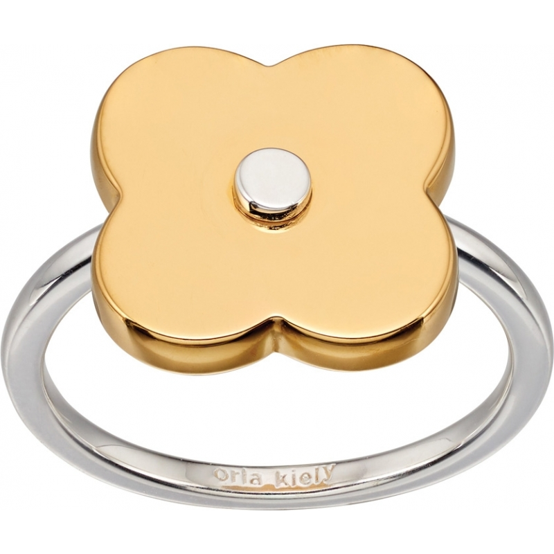 Orla Kiely R3570-52 Damenflora Ring