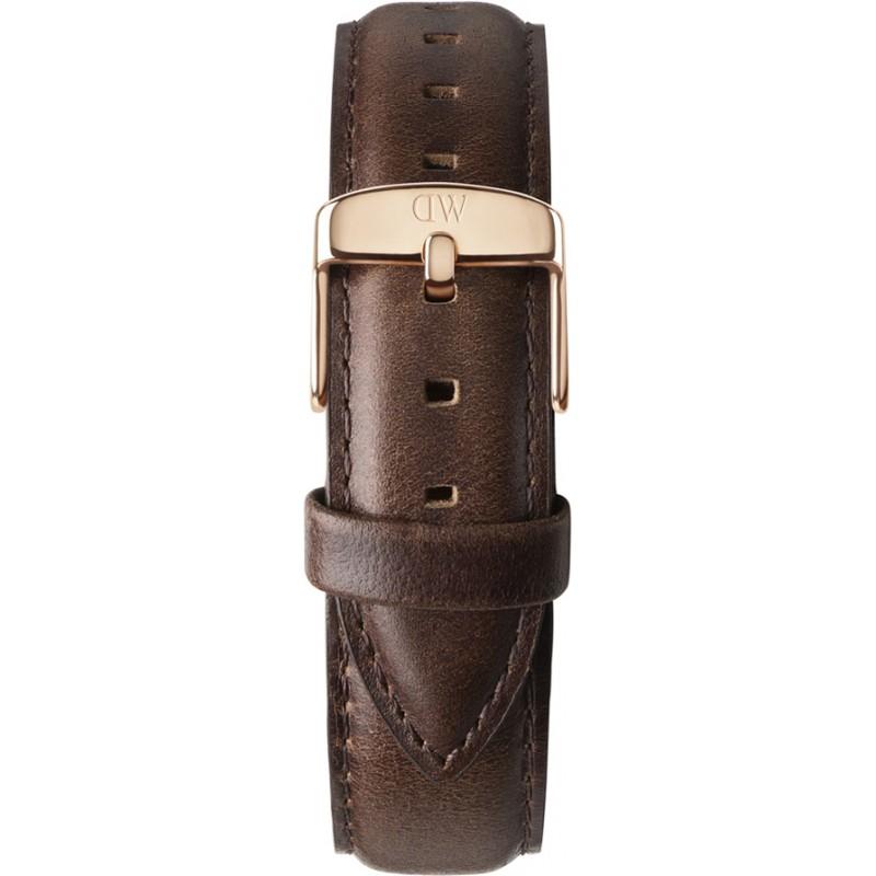 Daniel Wellington DW00200086 19mm Dapper bristol or rose bracelet de rechange