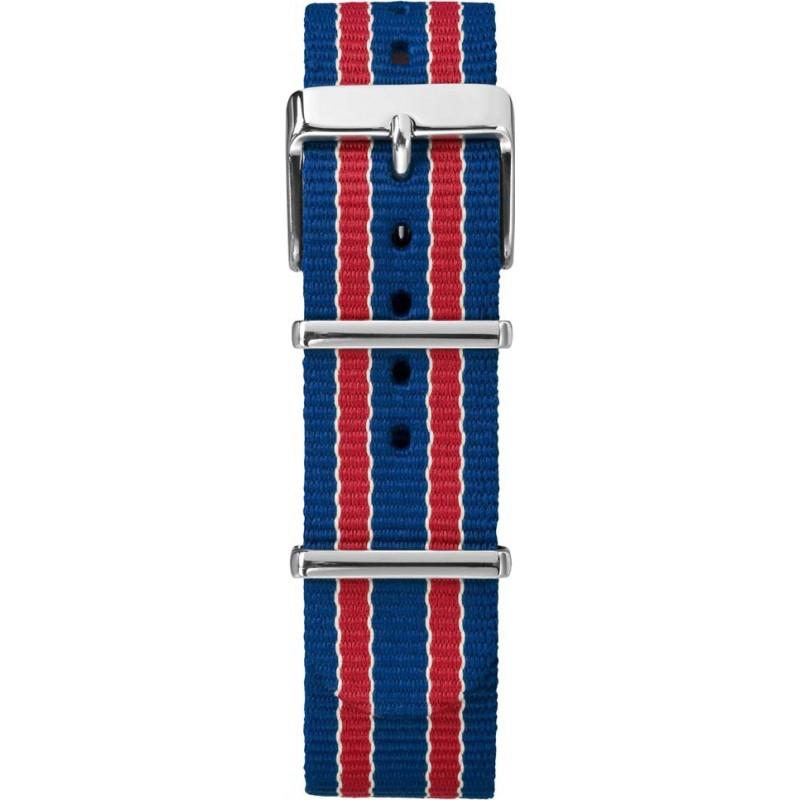 Timex TW7C07100 Weekender Fairfield Multicolour Nylon Strap