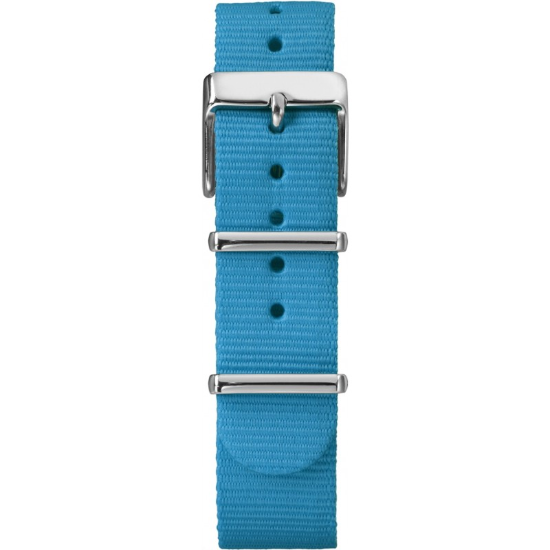 Timex TW7C07400 Weekefairfield blå nylonband
