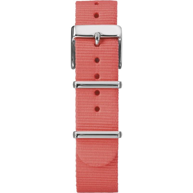 Timex TW7C07500 Weekefairfield korall nylonband