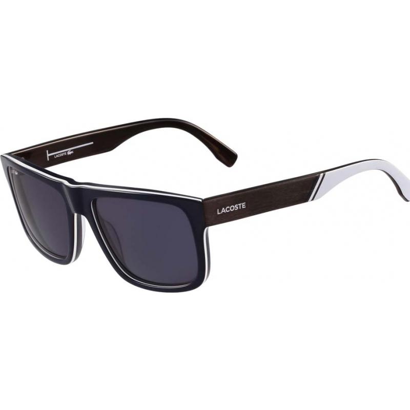 80606a8896 Lacoste L826S-424 Mens L826S Blue Sunglasses