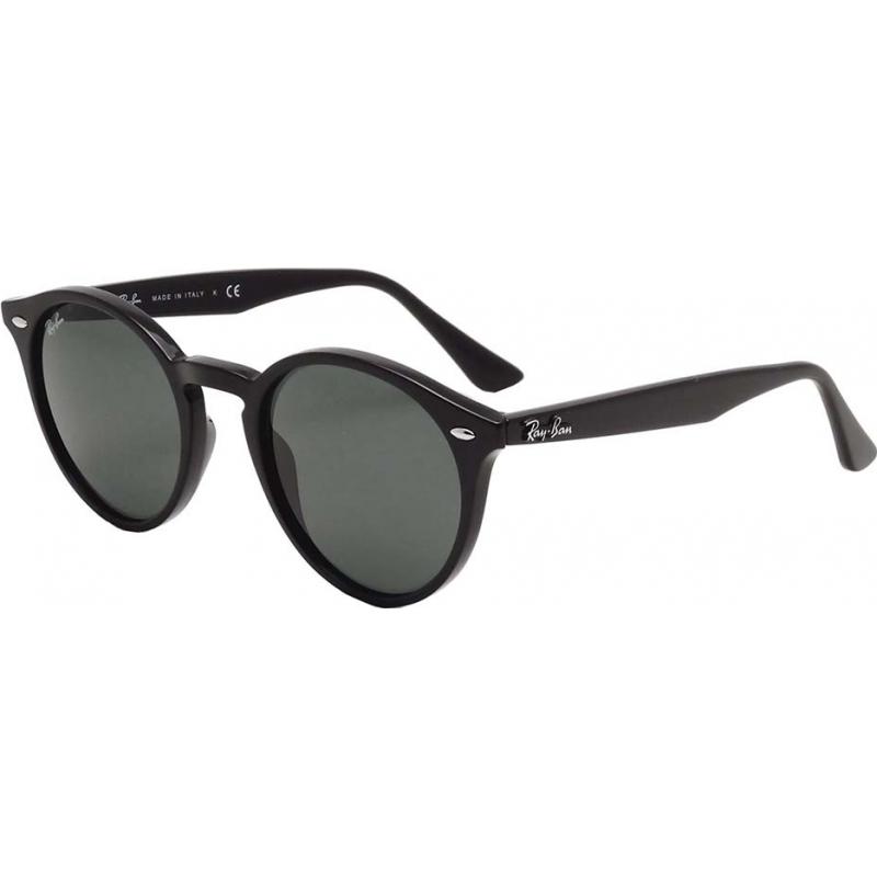 5b734a89cdd RayBan RB2180 49 Highstreet Black 601-71 Sunglasses