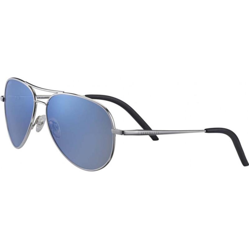 c11b07e72a13 Serengeti 8553 8553 Carrara Small Silver Sunglasses