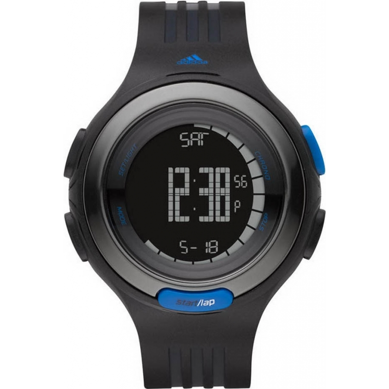 Adidas Performance ADP3087 Black Response Sequence Chronograph Watch