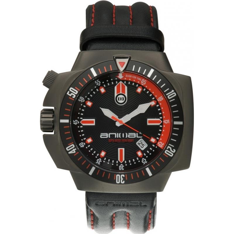 Animal WWSY003-002 Mens Sidewinder Black Watch