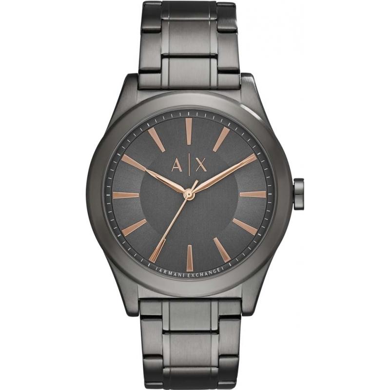 ax2330 dress armani exchange men s watch watches2u armani exchange ax2330 mens dress watch