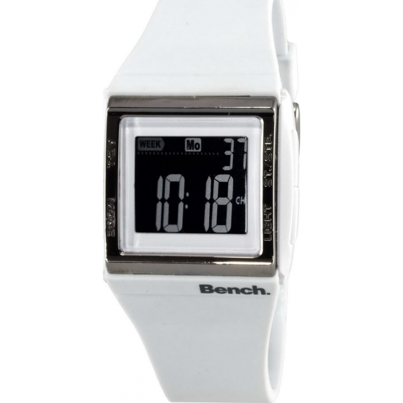Shock White Digital Watch | Mens Designer Watches | Watch A Gift. By Joseph