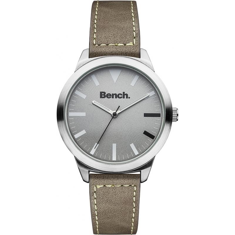 bc0424slbr mens bench watch watches2u