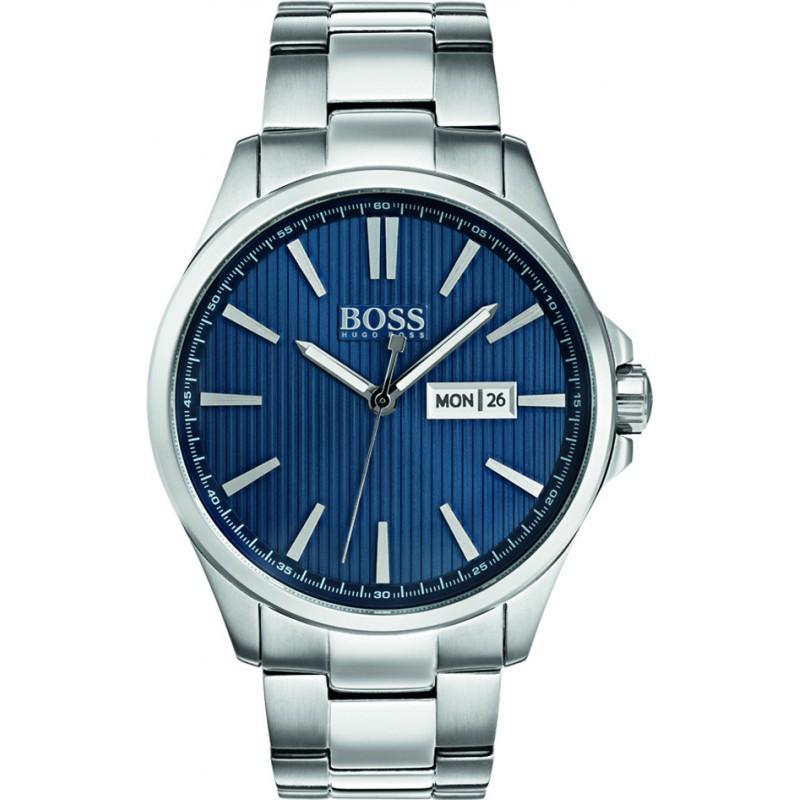 a3160dc53 Silver Metal 1513533 Hugo Boss Watch | Watches2U
