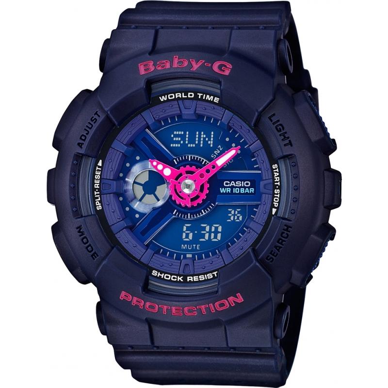 Casio BA-110PP-2AER Ladies Baby-G horloge