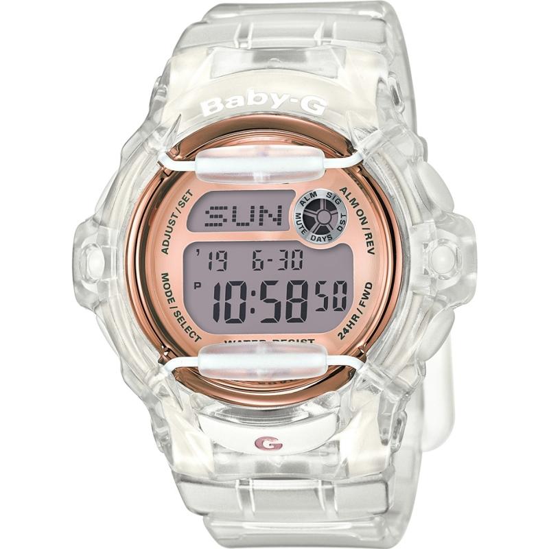 Casio BG-169G-7BER Ladies Baby-G wereldtijd digitaal horloge