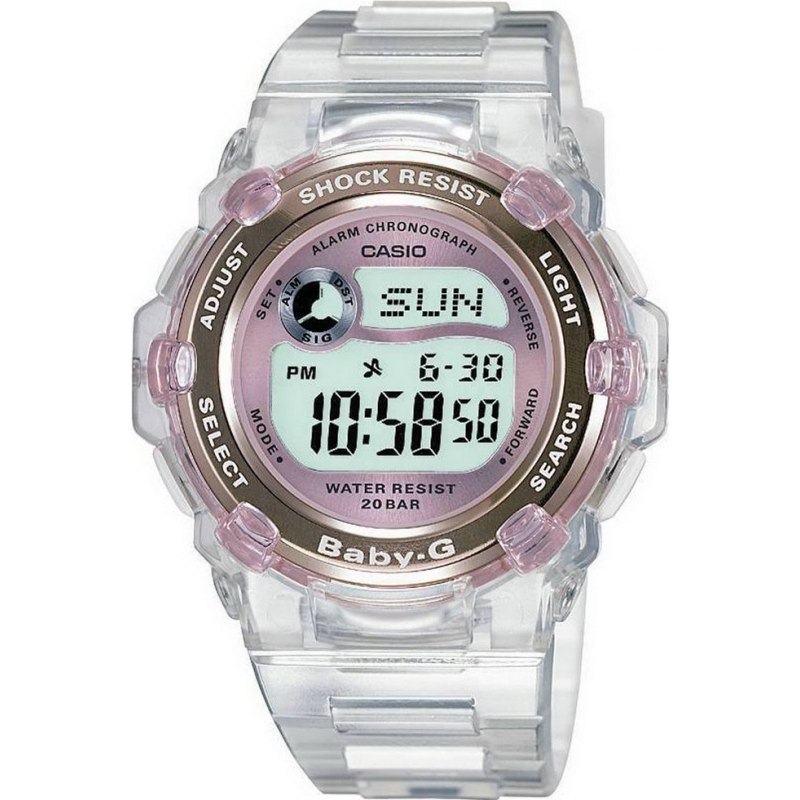 Casio BG-3000-8ER Kids Baby-G Digital Watch