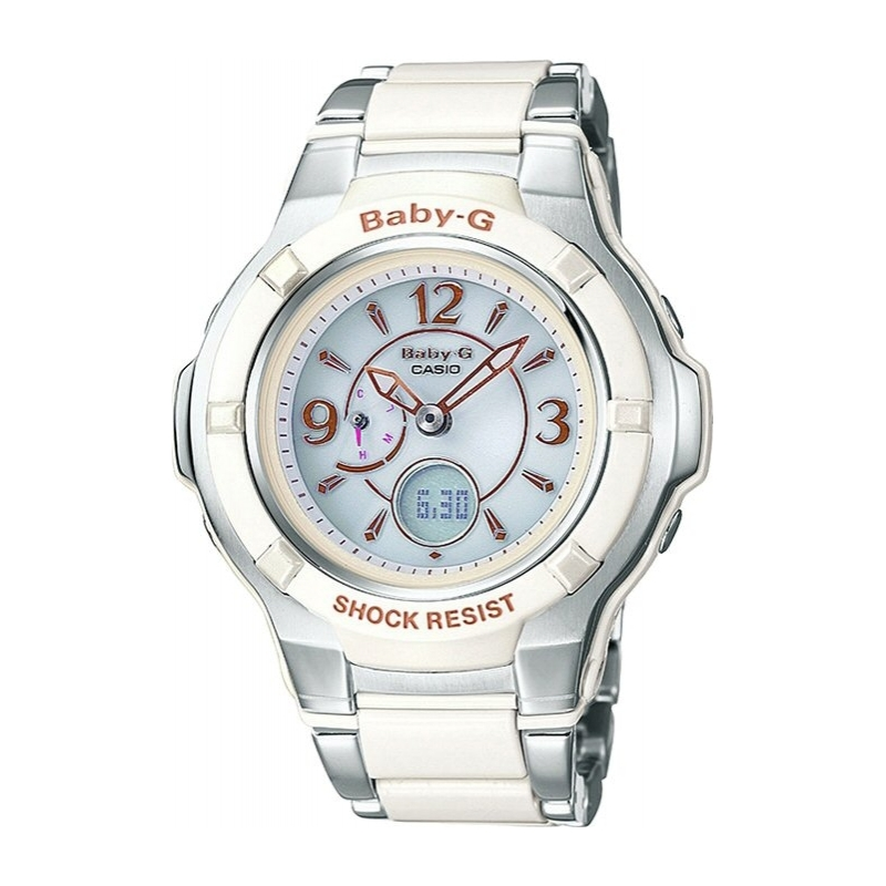 Casio BGA-1200C-7BEF Ladies Baby-G Solar Powered Watch