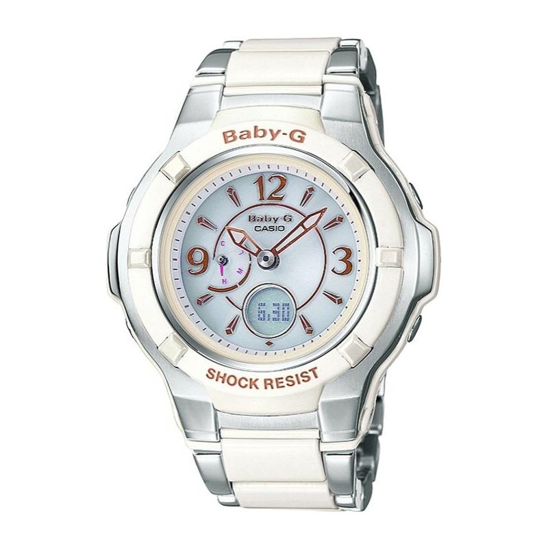 Casio BGA-1200C-7BEF Ladies Baby-G Solar Powered Watch