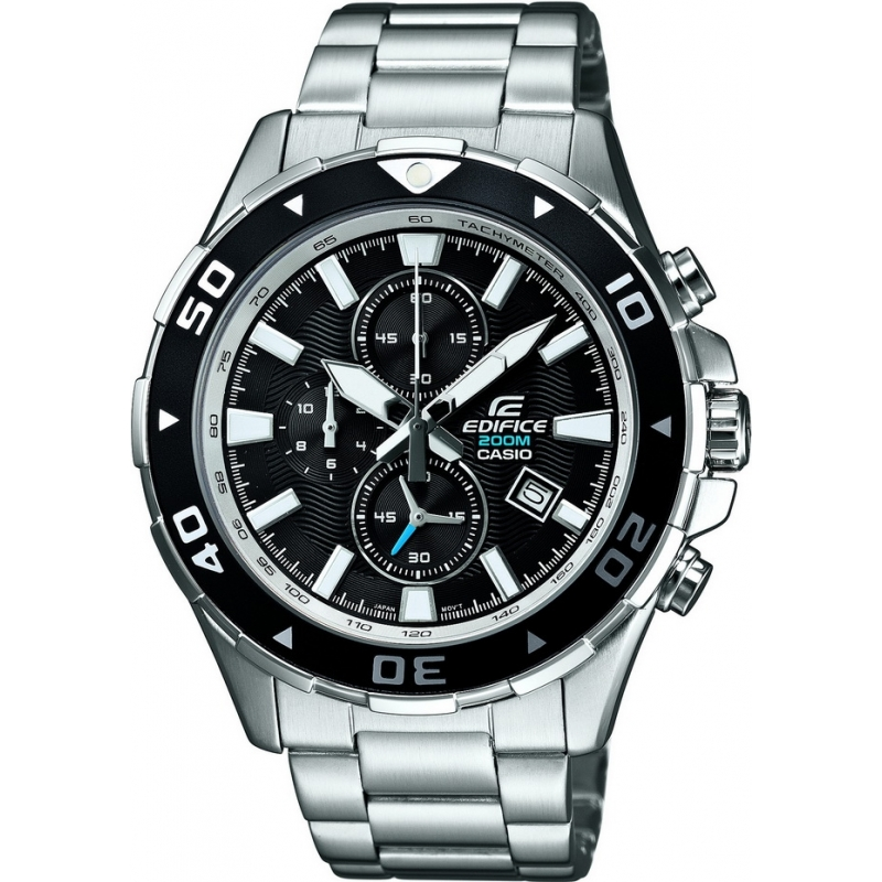 Casio EFM-501D-1AVEF Mens Edifice Chronograph Watch