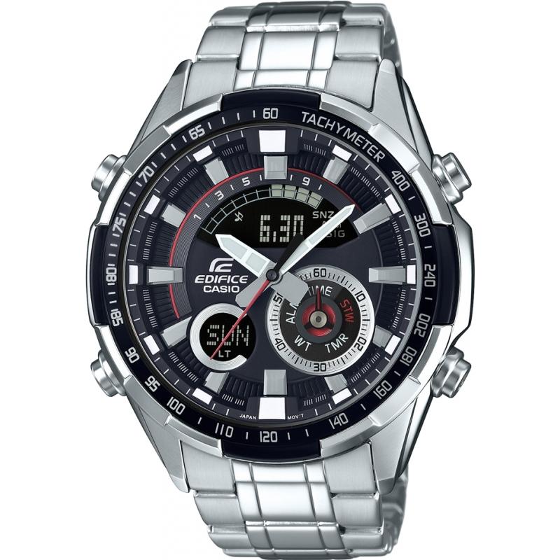 Casio ERA-600D-1AVUEF Mens Edifice Watch