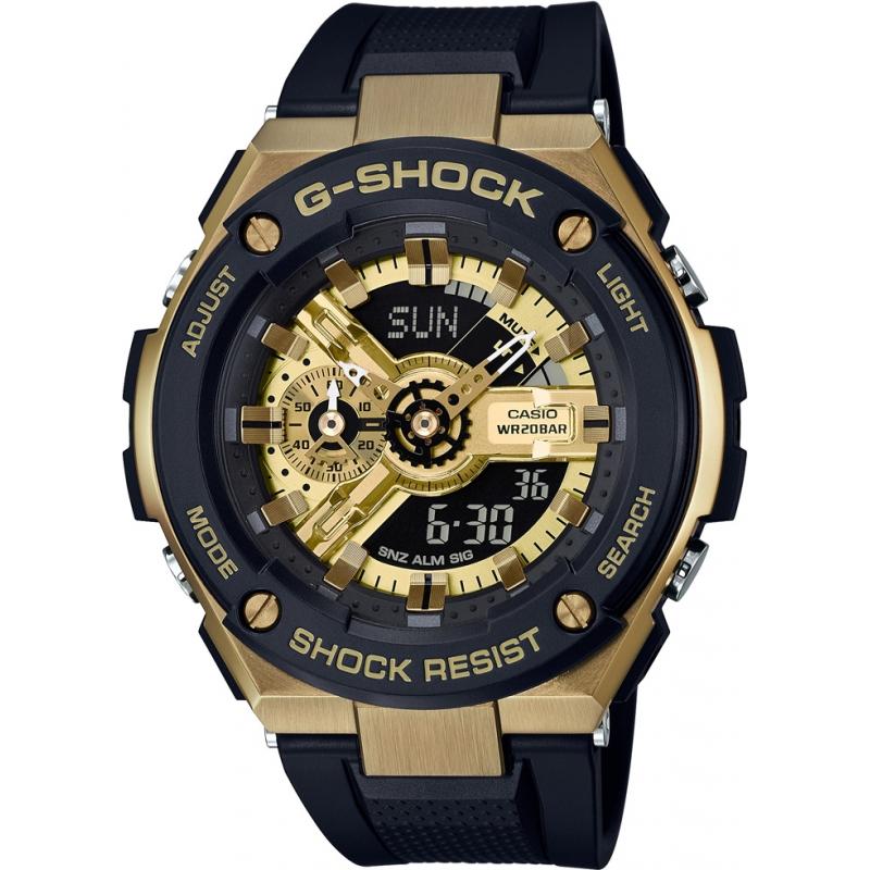 80d16ef2892 Black GST-400G-1A9ER Casio G-Shock Watch