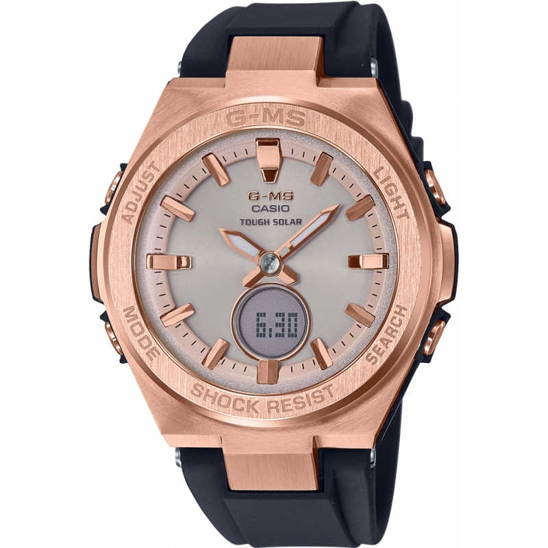 Casio MSG-S200G-1AER Ladies Watch - Watches2U a7d412fed030