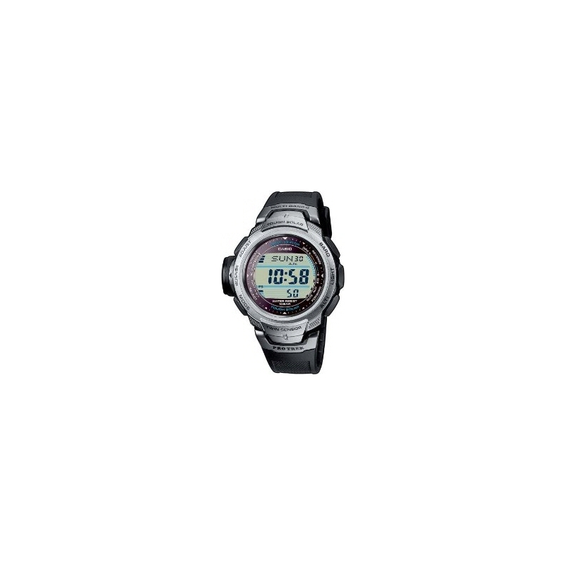 Casio PRW-500-1VER Mens Pro Trek Twin Sensor Tough Solar Watch
