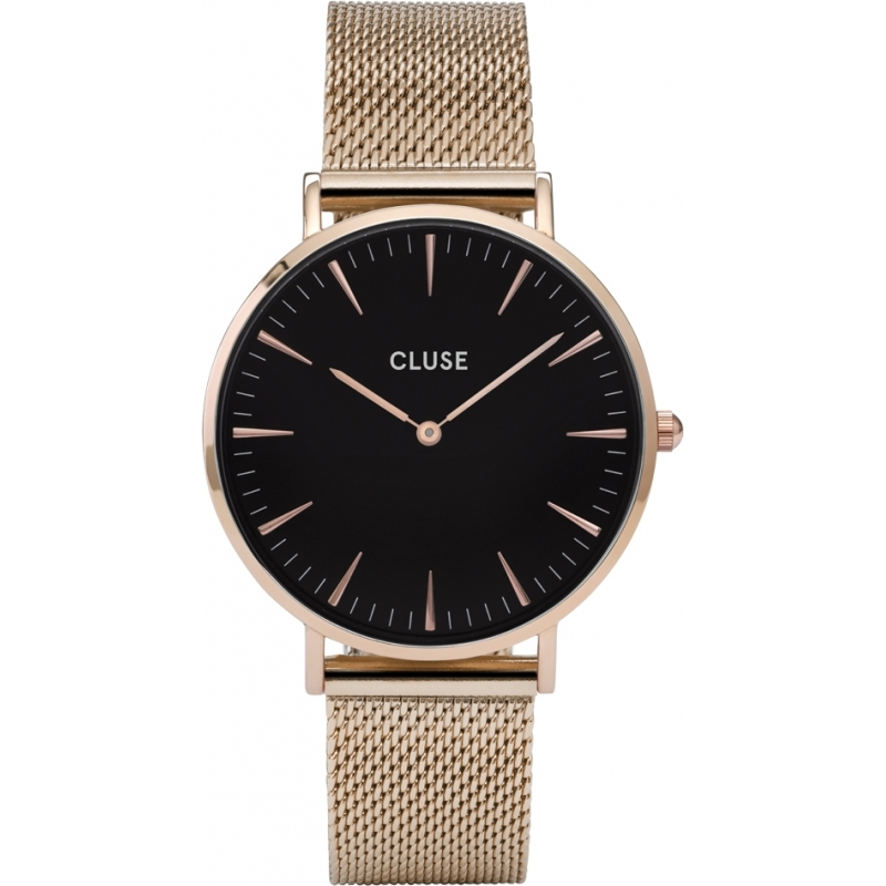 Cluse CL18113 Damer la boheme mesh watch