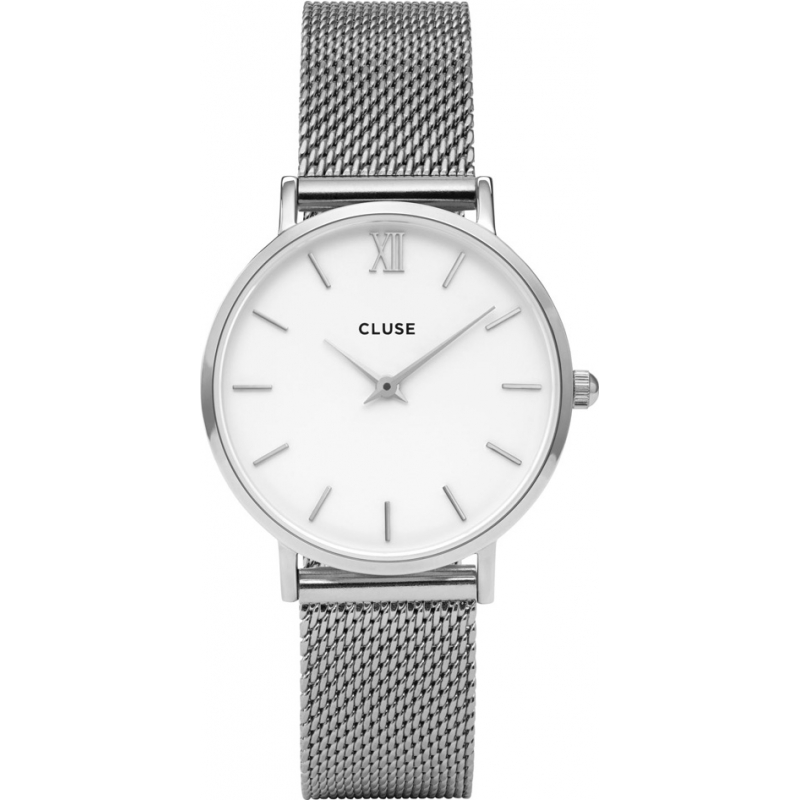 Cluse CL30009 Damer minuit mesh watch