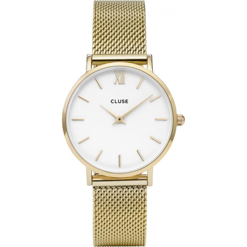 Cluse CL30010 Damer minuit mesh watch