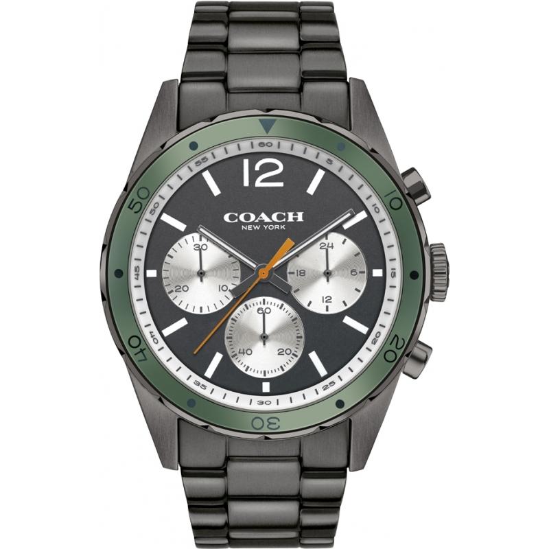 14602118 mens coach watch watches2u coach 14602118 mens sullivan chronograph watch