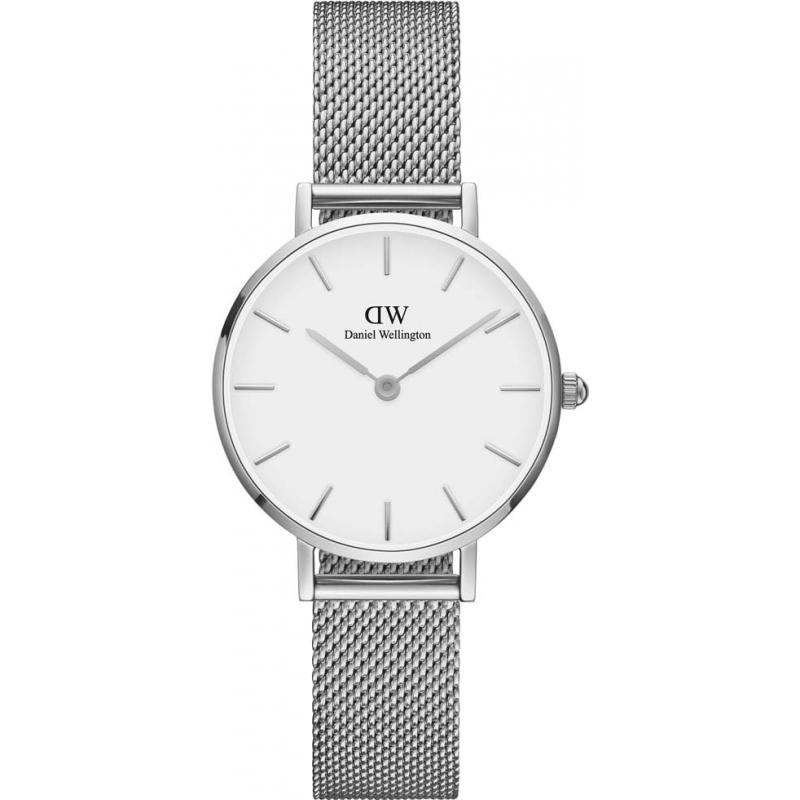 0020bd9445c Daniel Wellington Classic Petite Sterling Silver 28mm Ladies Watch