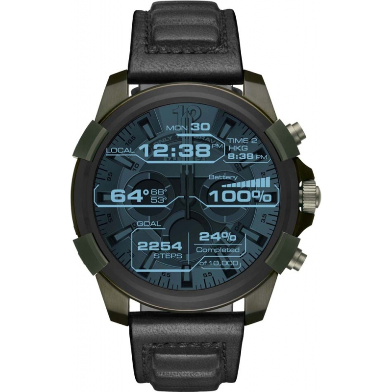 Diesel On DZT2003 Mens Full Guard Smartwatch