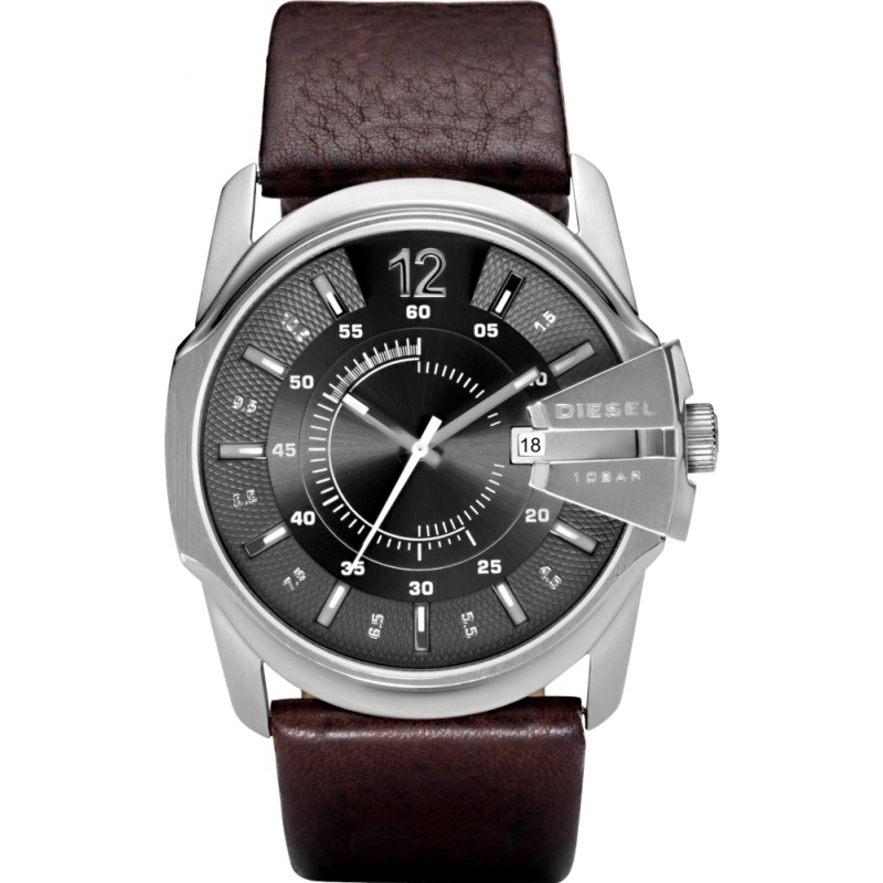 DZ1206 Diesel Mens Goose Grey Brown Watch