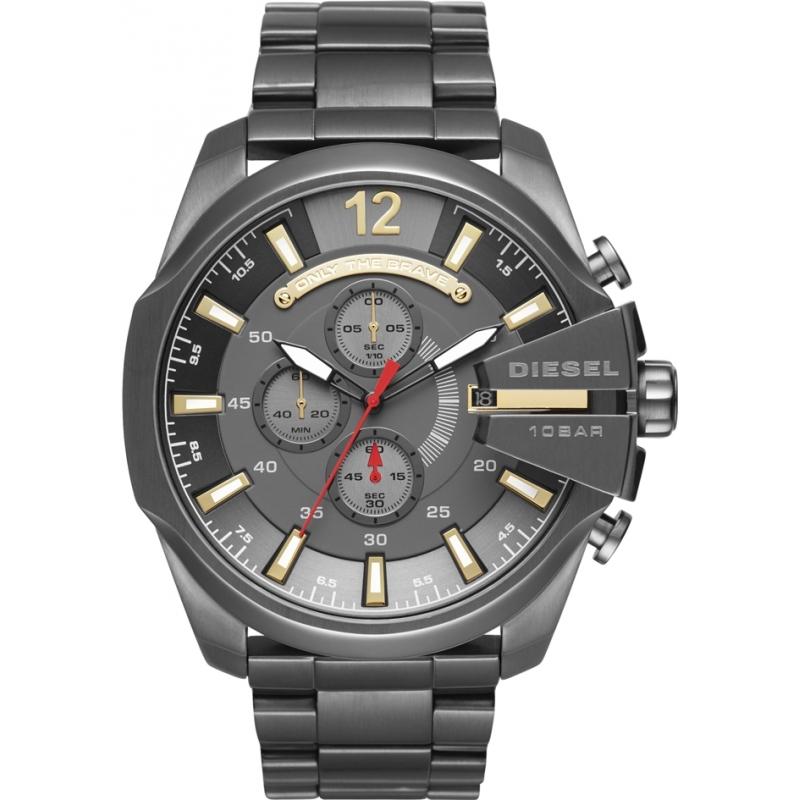 dz4421 mega chief diesel mens watch watches2u. Black Bedroom Furniture Sets. Home Design Ideas