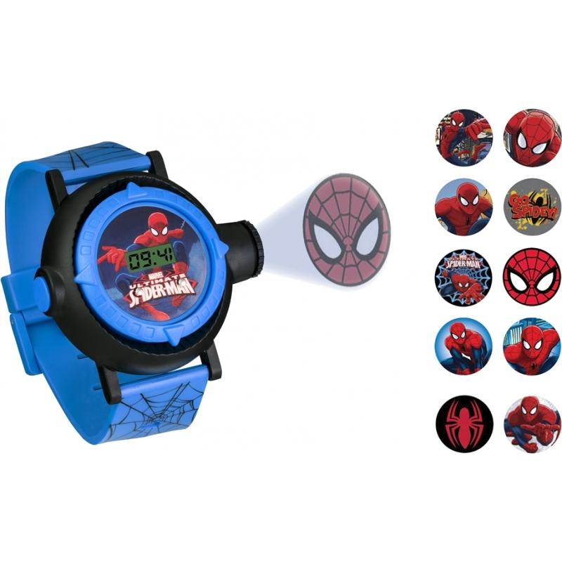 Disney SPD3442 Reloj para hombre Spiderman