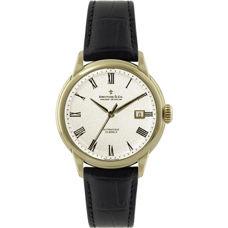 Mens Dreyfuss and Co DGS00076-09