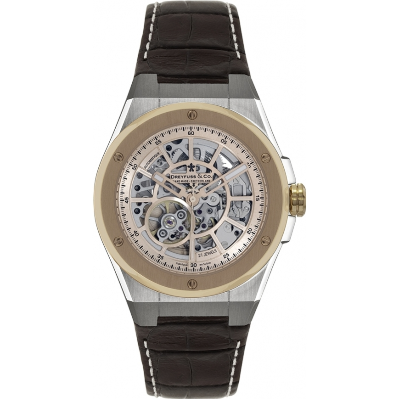 Mens Dreyfuss and Co DGS00081-06