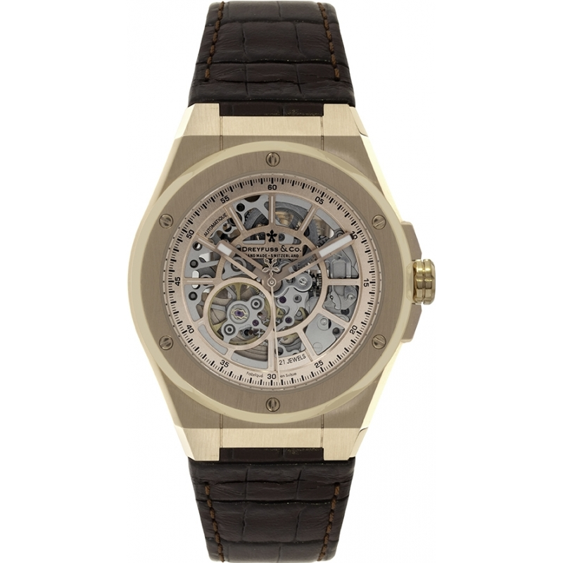 Mens Dreyfuss and Co DGS00083-25