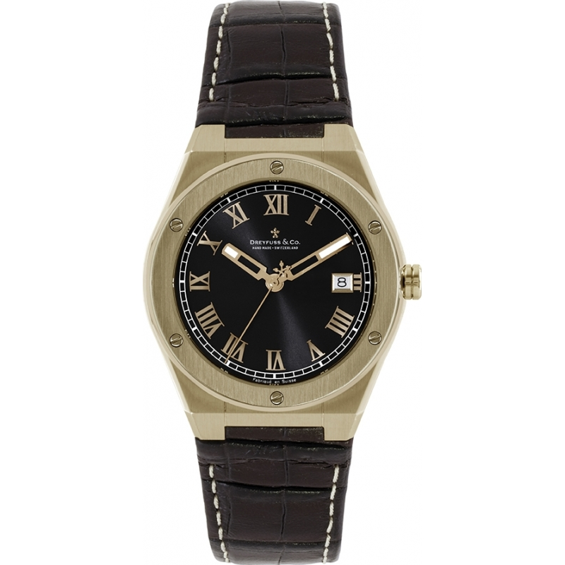 Mens Dreyfuss and Co DGS00090-10