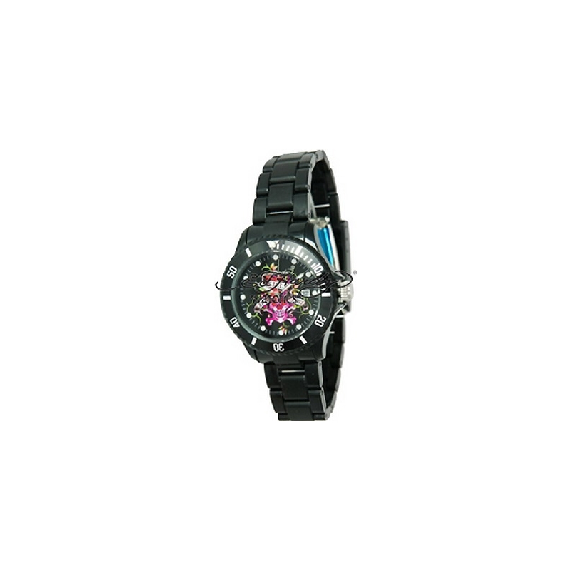 Edvpbk ladies ed hardy watch watches2u - Ed hardy lisa frank ...