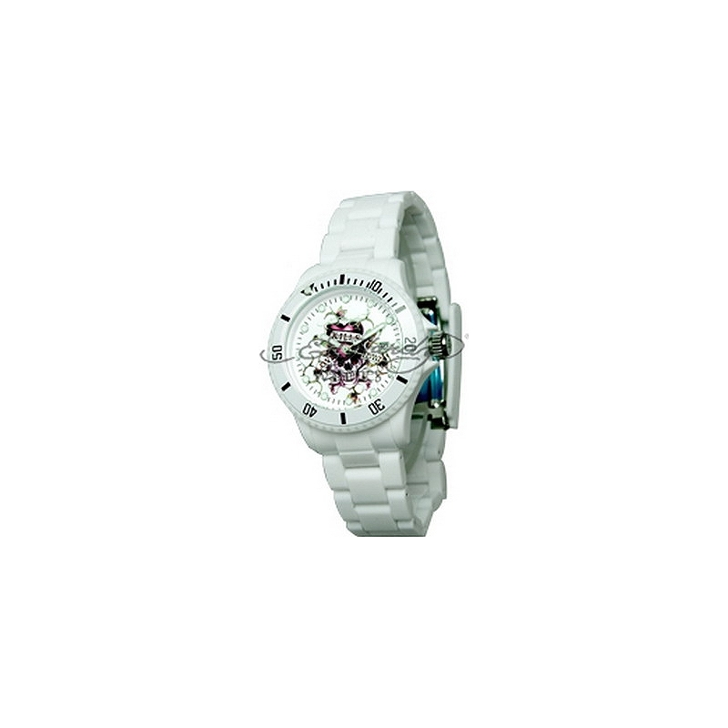 Edvpwh ladies ed hardy watch watches2u - Ed hardy lisa frank ...