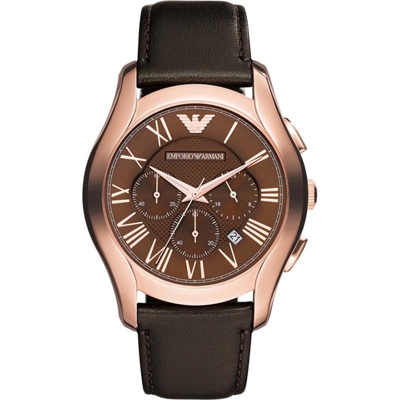 Emporio Armani AR1701 Mens Brown Watch