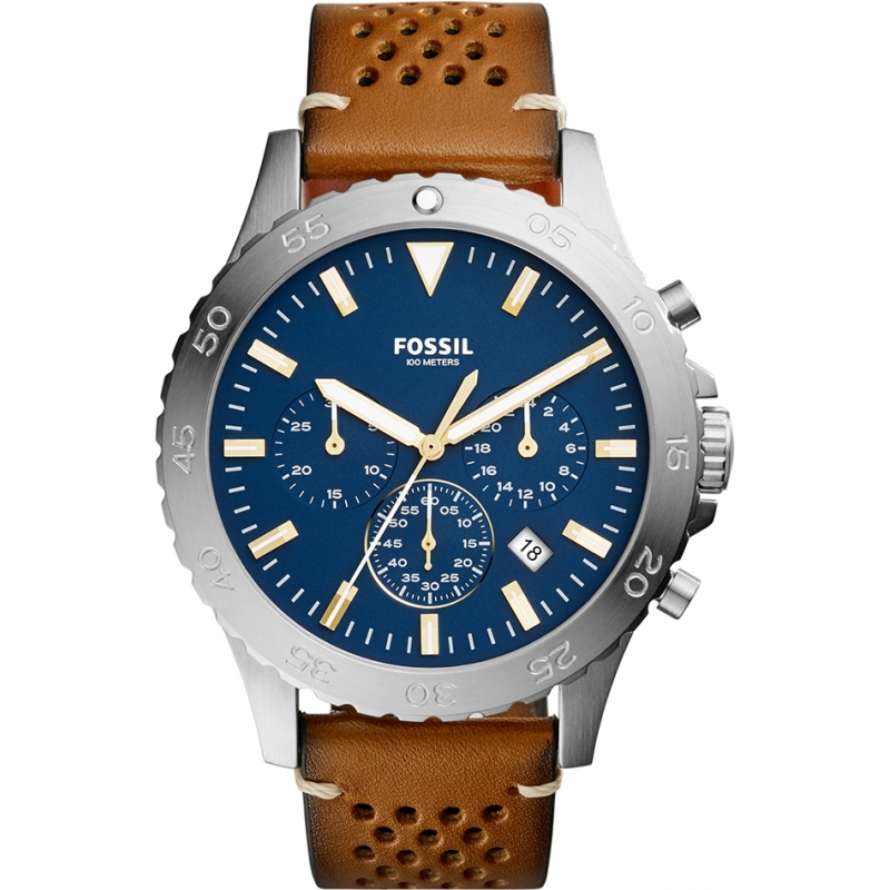 Fossil CH3077 Mens Crewmaster Watch