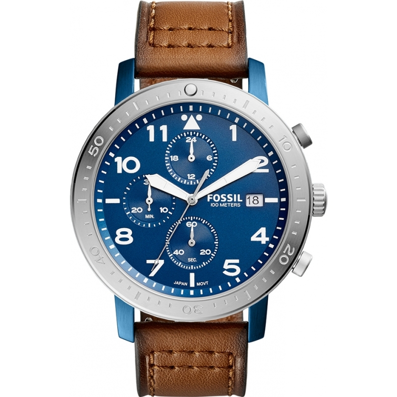 Fossil CH3085 Mens The Major Watch