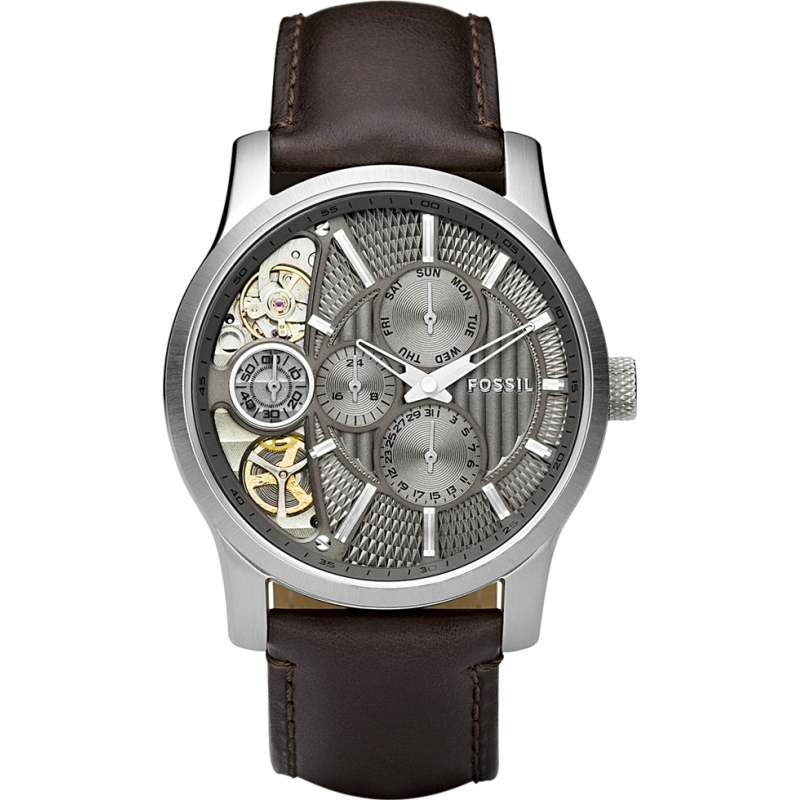 Fossil ME1098 Mens Mechanical Twist Watch